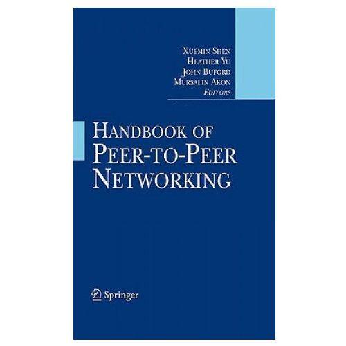 Handbook of Peer-to-Peer Networking (9780387097503)