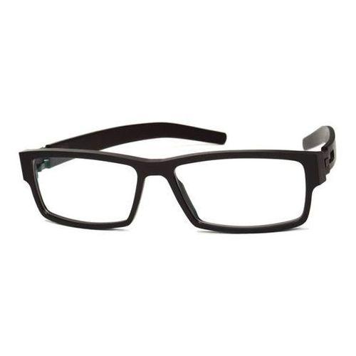 Okulary korekcyjne a0600 62 unter den birken black-rough Ic! berlin