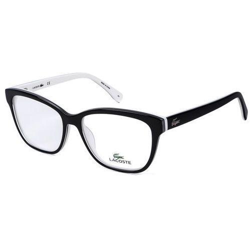 Okulary korekcyjne l2723 004 Lacoste
