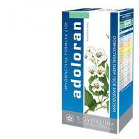 Adoloran (60 kaps.) - Suplement diety pomagający w złym samopoczuciu w okresie miesiączkowania, w czasie napięcia przedmiesiączkowego, uczuciu wzmożonego napięcia mięśni przed i w czasie menstruacji. DARMOWA DOSTAWA OD 65 ZŁ (5906874049037)