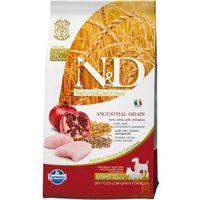 N&D Dog Low Grain Mini & Medium Light - Chicken & Pomegranate 800g