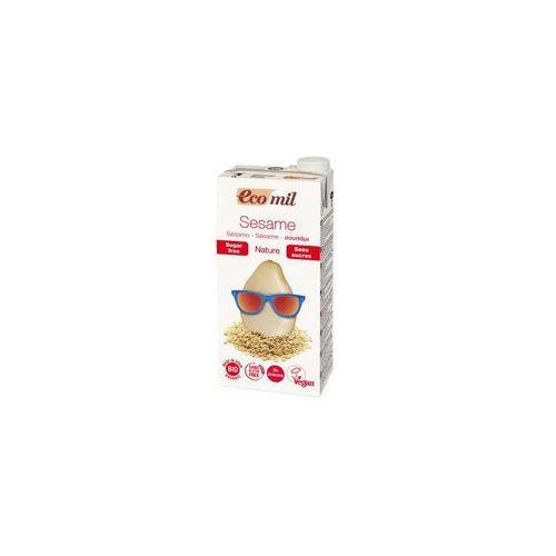 Napój sezamowy niesłodzony bio 1 l. eco mil Ecomil