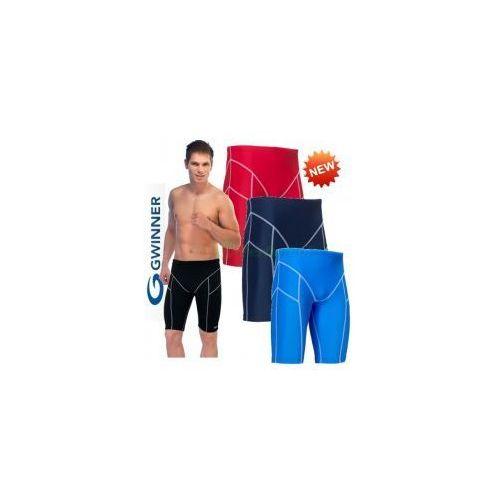 ROMANO chloroodporne spodenki pływackie 4 kolory gWINNER | WYSYŁKA 24h