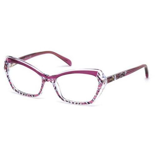 Emilio pucci Okulary korekcyjne ep5053 083