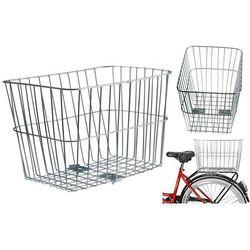 Koszyk rowerwy na bagażnik BP-4 ocynk głęboki, K0424