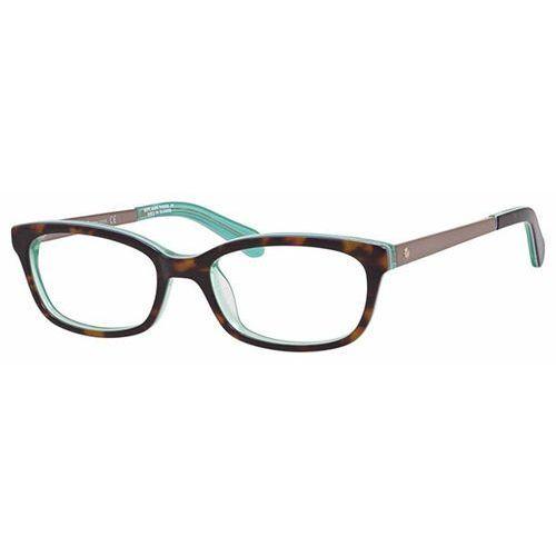 Okulary korekcyjne jazmine 0rse 00 Kate spade