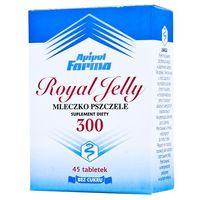 Mlecz.pszcz.ROYAL JELLY 300 mg tabl.do ssania - 45 tabl. (5903780015026)