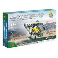 Mały konstruktor militaria patrol