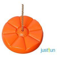 Huśtawka kwiatek - pomarańczowy marki Just fun