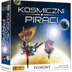 Egmont, gra rodzinna Kosmiczni piraci, AM