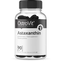 Suplement prozdrowotny OSTROVIT Astaxanthin 90 kaps Najlepszy produkt