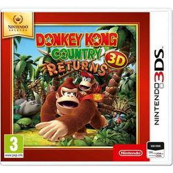 Donkey Kong Country Returns 3DS, DKCR3DS