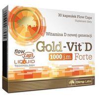 Olimp Gold-Vit D Forte 1000 30 kaps. (5901330037955)