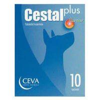 Ceva sante animale Cestal plus flavour tabletki na odrobaczenie dla psów, 10szt./200szt.