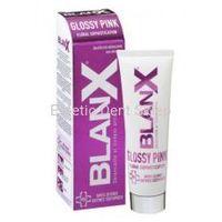 Blanx glossy pink wybielająca pasta do zębów