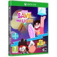 Steven Universe Save the light & OK K.O.! Let's play heroes (Xbox One)