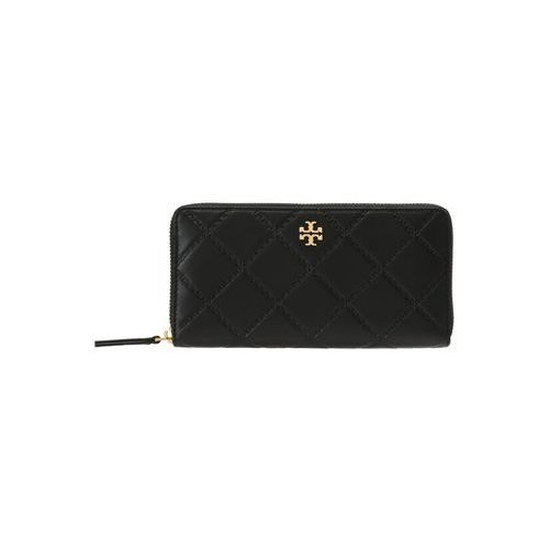 Tory Burch GEORGIA ZIP CONTINENTAL WALLET Portfel black, 39962