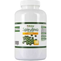 Tabletki MyVita Spirulina 250mg 1000 tabletek