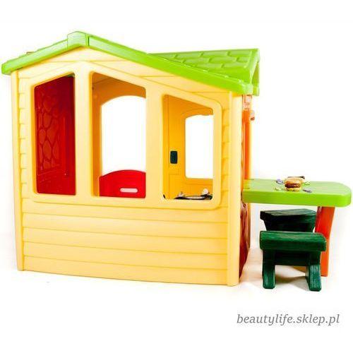 LT Domek Piknikowy PATIO II z Magicznym Dzwonkiem (0050743172298)