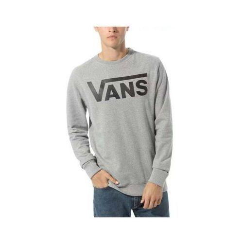 bluza VANS - Vans Classic Crew Concrete Heather-Black (ADY) rozmiar: XL, kolor szary