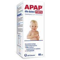 APAP dla dzieci FORTE 40 mg/ml zawiesina doustna 85ml (5909991102753)