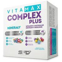 Tabletki SFD Vitamax Complex x 60 tabletek + 60 tabletek