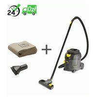 T 17/1 eco!efficiency profesjonalny odkurzacz Karcher + worki + ssawka pędzel # GWARANCJA DOOR-TO-DOOR, 1.355-140.0f