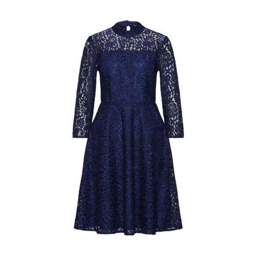 Anna Field Sukienka królewski błękit