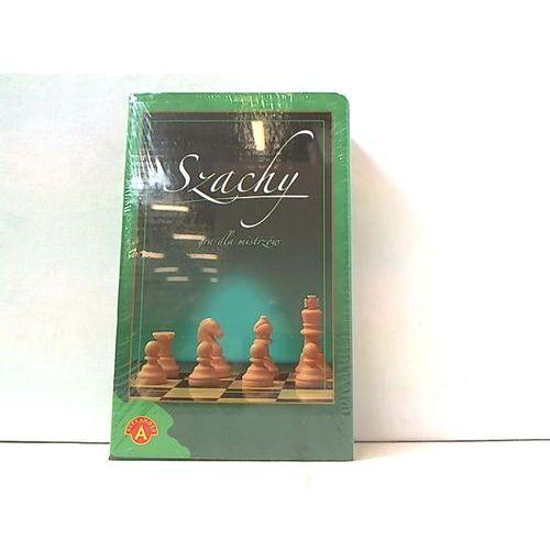 Alexander - szachy mini - gra planszowa - alexander