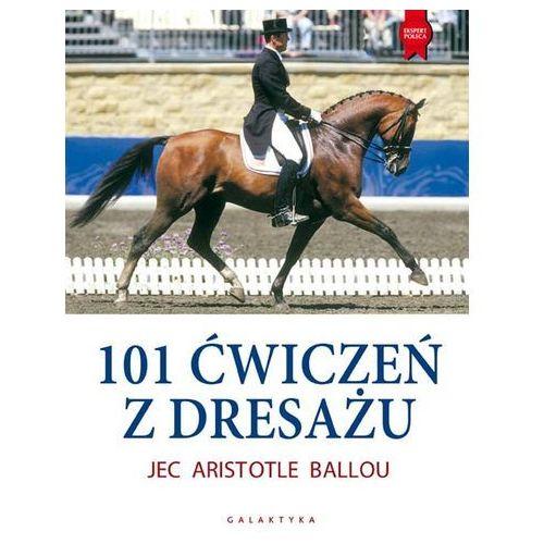 101 ćwiczeń z dresażu dla konia i jeźdźca, oprawa miękka