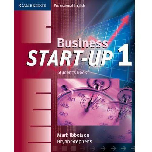 Business start-up 1 student's book (128 str.)