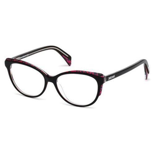 Okulary korekcyjne jc 0772 a05 Just cavalli