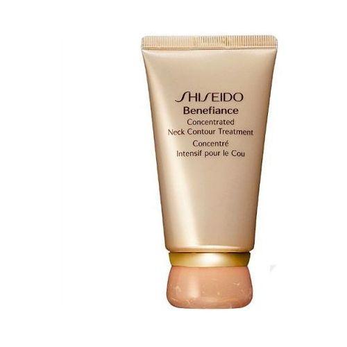 Shiseido Benefiance Concentrated Neck Contour Treatment krem do dekoltu 50 ml dla kobiet