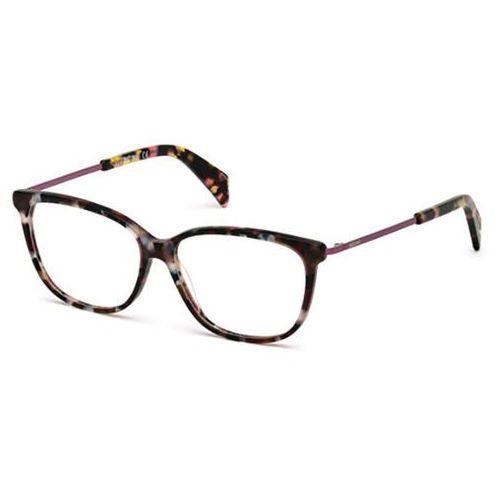 Just cavalli Okulary korekcyjne jc 0706 056