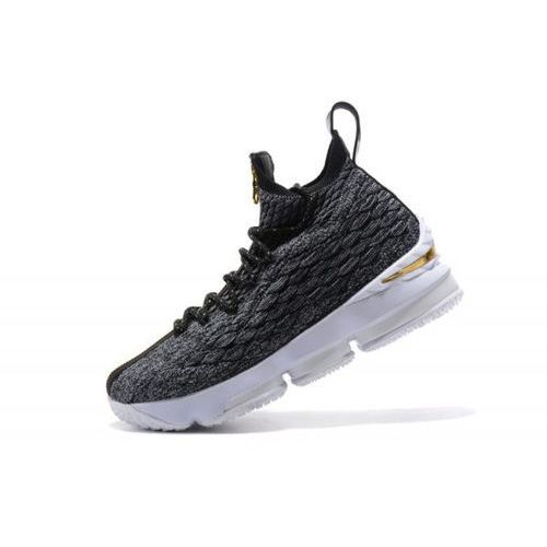 Nike Air James LeBron Black Gold