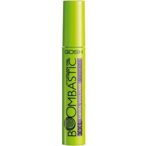 Gosh boombastic xxl swirl volume mascara pogrubiająco-podkręcający odżywczy tusz do rzęs Gosh copenhagen