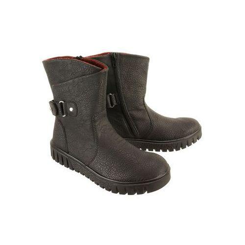 fea992c1c80cf Sztyblety - l6090-02 black (Rieker) opinie + recenzje - ceny w ...