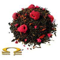 Herbata czarna 'leśna malina' 50g marki Na wagę