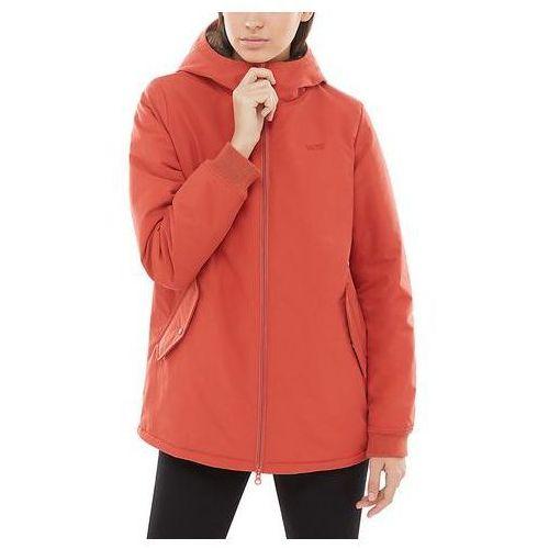 Nowa damska kurtka inferno jacket hot sauce rozmiar s marki Vans