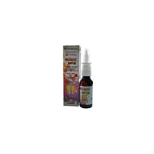 Pneumovit Baby spray do nosa 35ml
