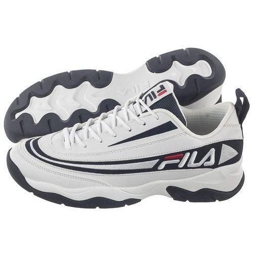 Sneakersy Fila Overtake WhiteFila Navy 1010928.92E (FI23 a)