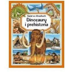 Dinozaury i prehistoria. Świat w obrazkach - Emilie Beaumont