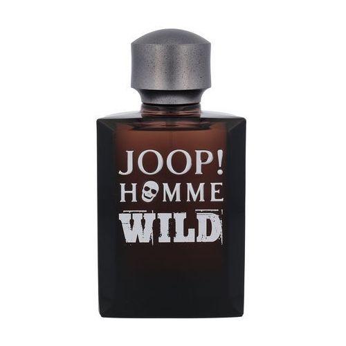 Joop! homme wild woda toaletowa 125 ml dla mężczyzn - Genialny upust