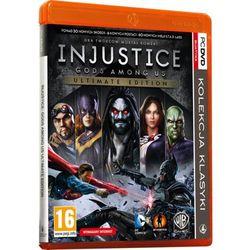 Injustice: gods among us - ultimate edition marki Netherrealm studios