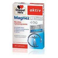 Tabletki DOPPELHERZ AKTIV MAGNEZ RETARD, 30 TABLETEK