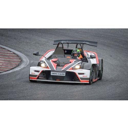 Jazda KTM X-BOW Cup