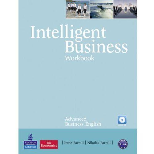 Intelligent business advanced Workbook plus CD (96 str.)