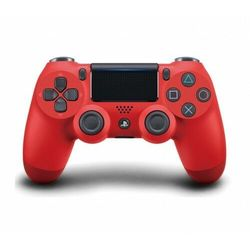 Pad Dualshock 4 Red PS4