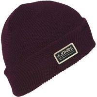 czapka zimowa JONES - Beanie Arlberg Hthr Burgundy (HTHR BURGUNDY)