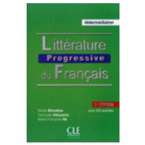 Littérature Progressive Du Francais:: Intermédiaire Livre + Cd 2. Édition (2013)